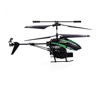 WLtoys V398 Missile Shooting Coaxial RC Heli