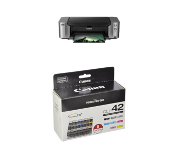 Canon PIXMA Pro-100 Wireless Inkjet Printer