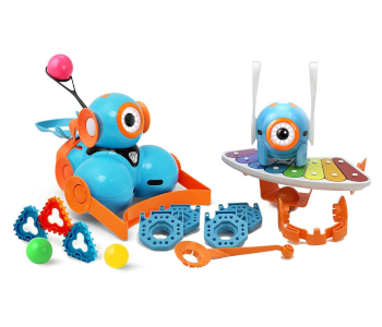 Dot & Dash Robot Wonder STEM Pack