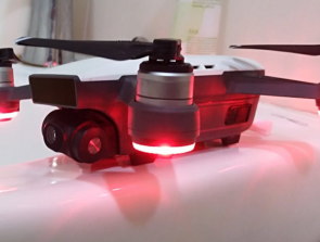 Getting Started with the DJI Spark Drone