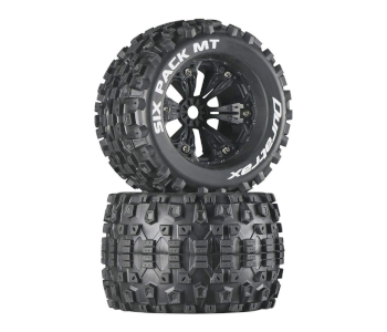 MT 3.8 RC Monster Truck Tires W/ Foam Inserts