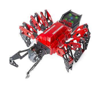 Meccano-Erector Kid's MeccaSpider Robot Kit