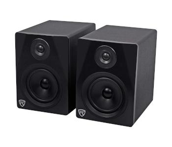 Pair Rockville APM5B Studio Speakers