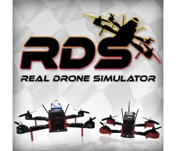 Real Drone Simulator