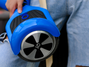 Safety Statistics on Self-Balancing Hoverboards