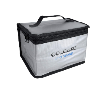 COLCASE Lipo Safe Bag Fireproof, Explosion-Proof