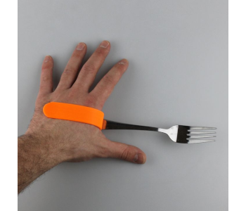 Cutlery Holder for People with Disabilities