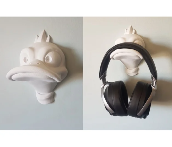 Duck-Headphone-Hanger