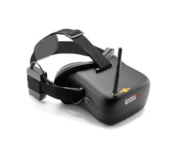 EACHINE 5.8G VR-007 Pro 40CH FPV Goggles