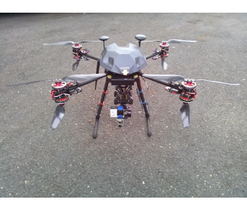Flybycopters X8 Thermal Imaging Drones