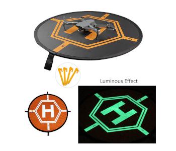 New Luminous 34 Drone Landing Pad by InnoGiz