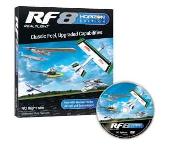 RealFlight RF8 (Hobby Edition) RC Plane Simulator