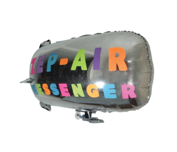 ZEP-AIR Messenger RC Indoor Blimp