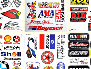 10 RC Decals for the Ultimate Makeover