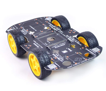 4WD Robot Chassis Kit