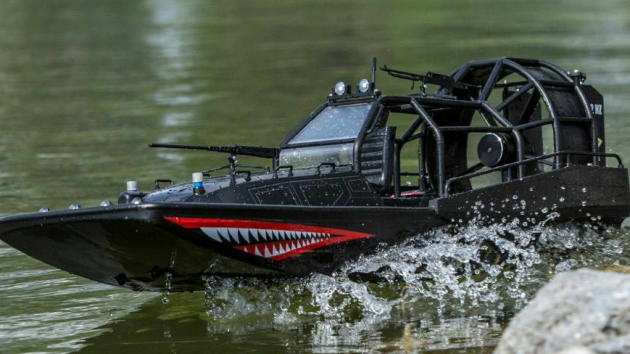 5 Best Rc Airboats For 2019 3d Insider