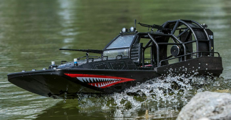 5 Best RC Airboats for 2019