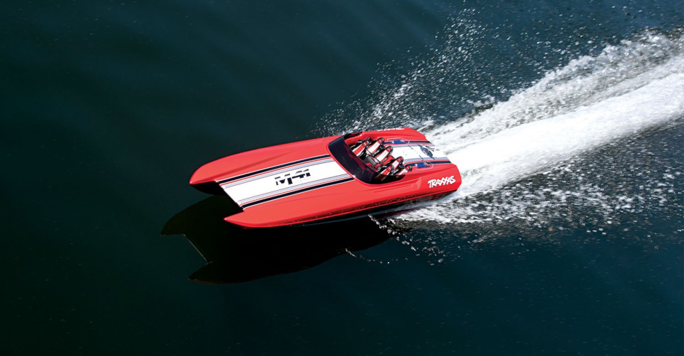 7 Super-Fast RC Catamaran Boats