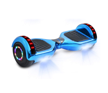 "CHO 6.5"" CHROME HOVERBOARD"