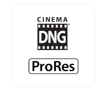 CinemaDNG ProRes