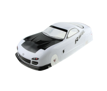 Coolplay 1/10 PVC Car Body Shell for Mazda Rx7