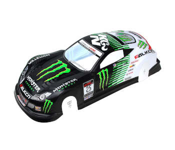 Coolplay PVC Painted RC Body Shell