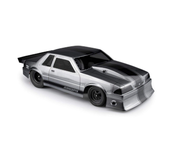 Ford Mustang Fox 1991 Clear Body