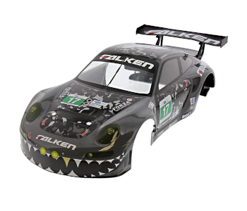 HPI RS4 / PORSCHE 911 Body Shell