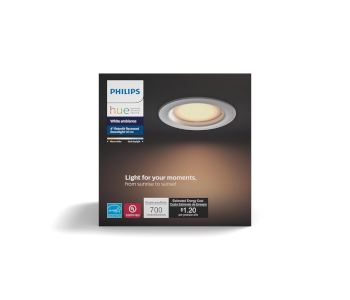 Hue White Ambiance Downlight