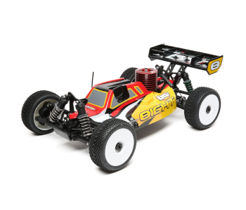 Losi 8IGHT 1/8 Scale 4WD RTR RC Nitro Buggy