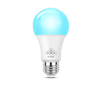 MagicConnect Bluetooth Mesh Multicolor Light Bulb