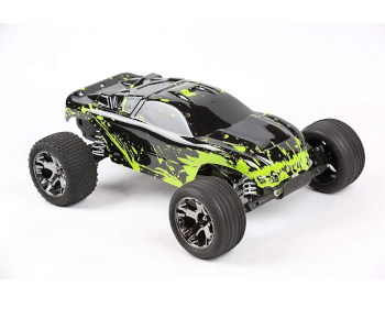 Muddy Green/Black Body for RC Car or Truck