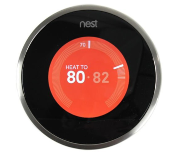 Nest T3008US Learning 3rd Generation Thermostat