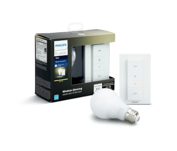 Philips Hue White Wireless Dimming Kit