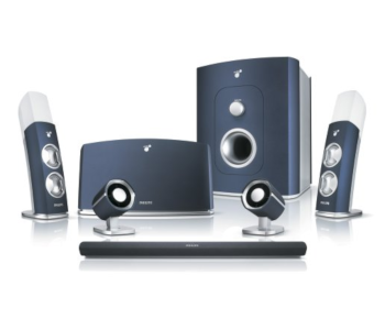 Philips SGC5103BD amBX Audiophile Computer Speakers