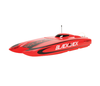 "Pro Boat RTR Blackjack 24"" Brushless RC Cat"