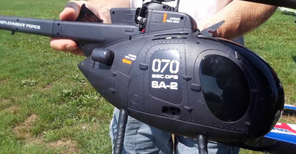 7 Best RC Military Helicopters for Kids
