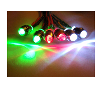 Red/White/Green LED Aircraft Navigational Lights