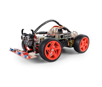 SunFounder Raspberry Pi Smart Robot Car Kit