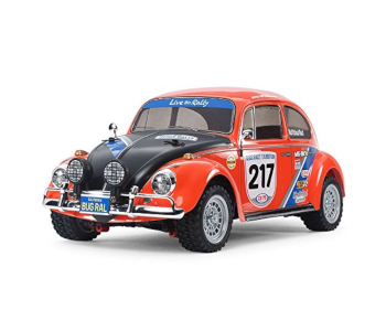 Tamiya Volkswagen 4WD Beetle Rally Car Kit