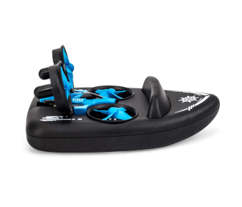 Terzetto 3-in-1 Waterproof Hovercraft Drone
