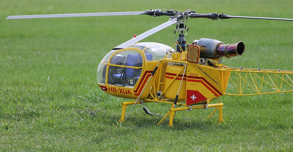 Pros and Cons of Gas and Nitro Powered RC Helicopters