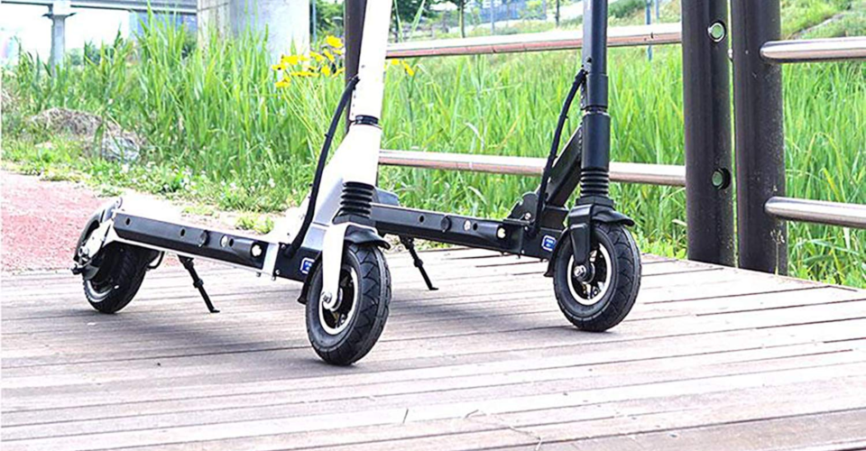5 Best Lightweight Folding Electric Scooters