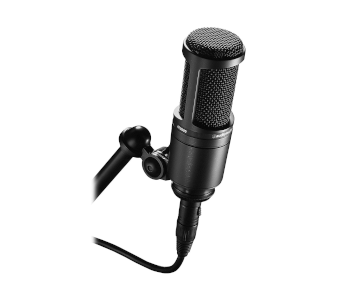 Audio-Technica AT2020 Studio Condenser Mic