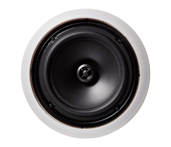 AmazonBasics Round In-Wall Speakers