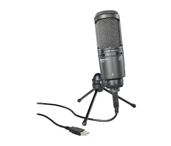 Audio-Technica AT2020USB Plus USB Mic