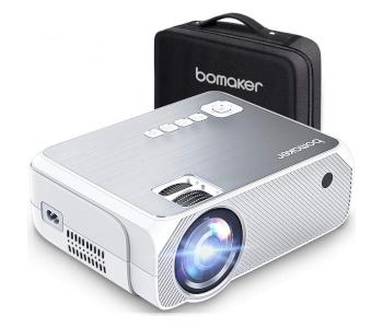 BOMAKER HD TV Projector
