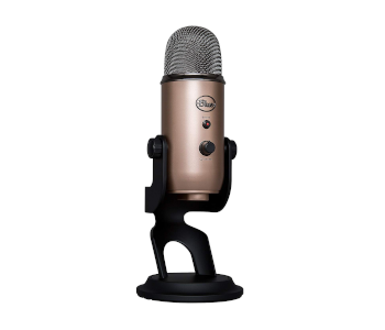 Blue Yeti USB Streaming Microphone