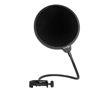 "Dragonpad USA 6"" Studio Pop Filter w/ Clamp"