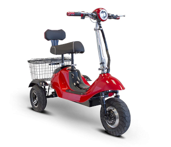 E-WHEELS EW-19 SPORTY ELECTRIC TRICYCLE